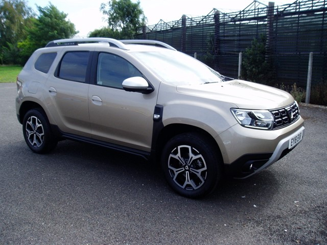 used Dacia Duster PRESTIGE SCE in lawford-manningtree