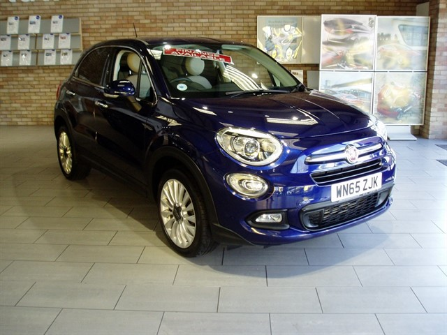 used Fiat 500X MULTI AIR LOUNGE in lawford-manningtree