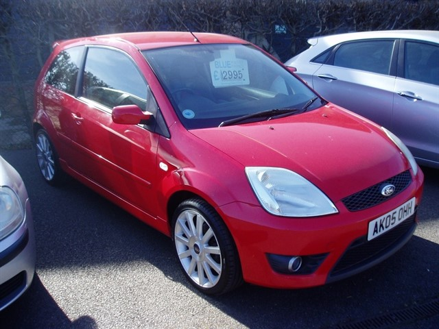 used Ford Fiesta ST in lawford-manningtree