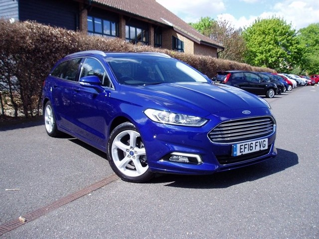 used Ford Mondeo TITANIUM TDCI in lawford-manningtree