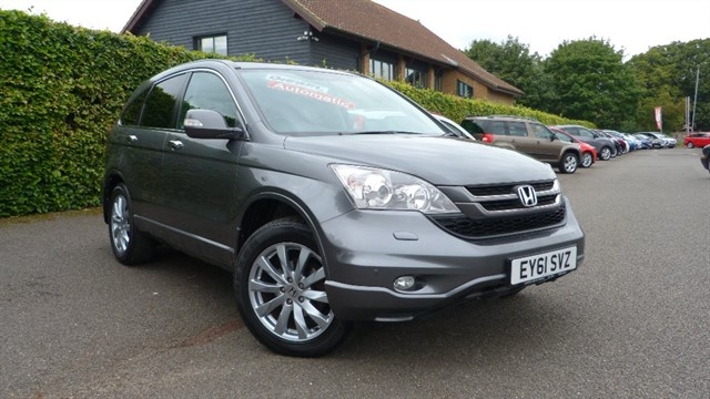 used Honda CR-V I-DTEC EX in lawford-manningtree