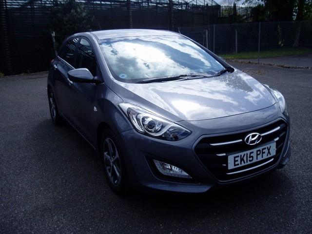 used Hyundai i30 SE in lawford-manningtree