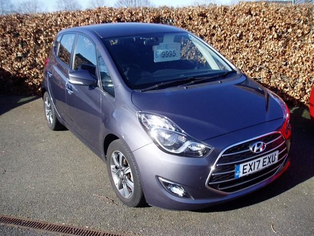 used Hyundai ix20 SE NAV BLUE DRIVE in lawford-manningtree