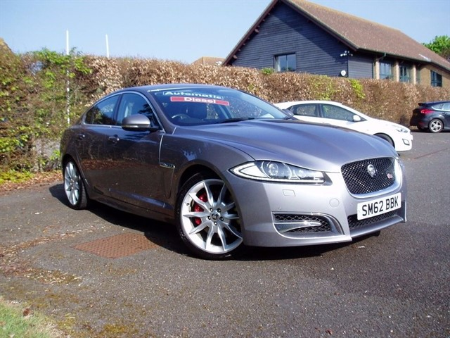 used Jaguar XF V6 S PREMIUM LUXURY in lawford-manningtree