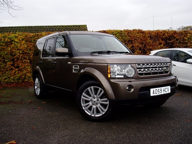 used Land Rover Discovery 4 TDV6 HSE in lawford-manningtree