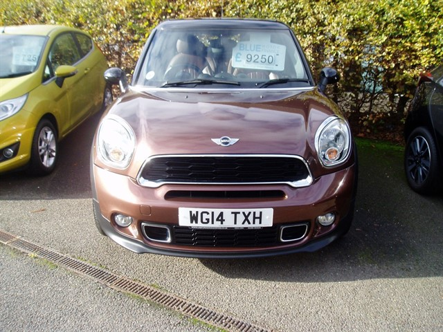 used MINI Paceman COOPER S in lawford-manningtree
