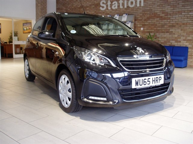 used Peugeot 108 ACTIVE in lawford-manningtree