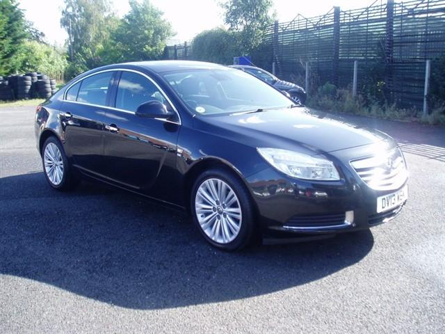 used Vauxhall Insignia SE NAV CDTI in lawford-manningtree