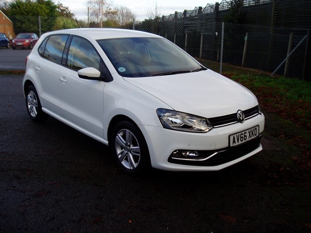 used VW Polo MATCH in lawford-manningtree
