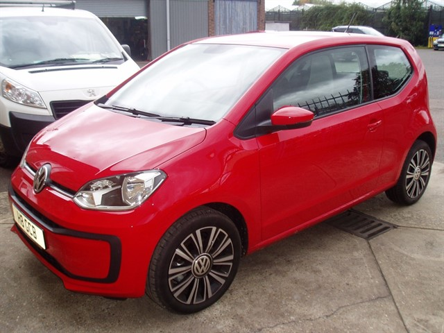 used VW Up MOVE UP in lawford-manningtree