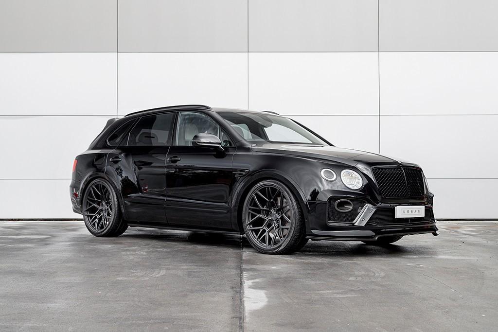 used Bentley Bentayga V8 D in milton-keynes-buckinghamshire