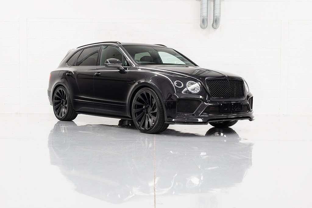 used Bentley Bentayga V8 in milton-keynes-buckinghamshire