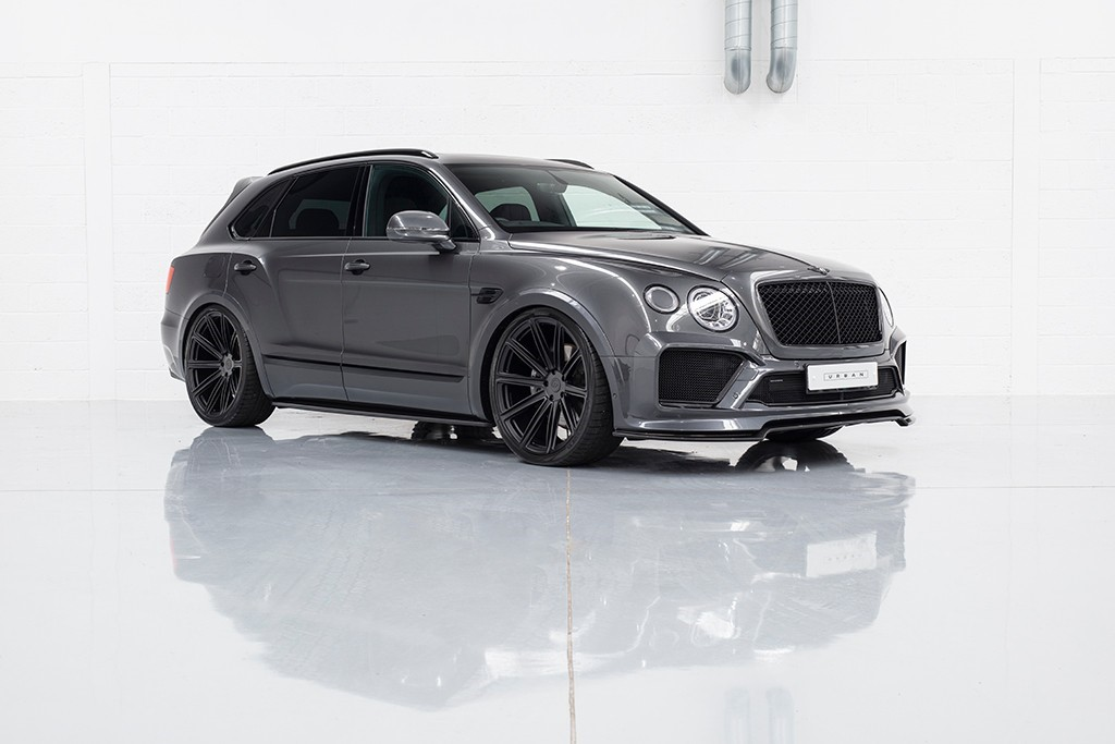 used Bentley Bentayga V8 Petrol in milton-keynes-buckinghamshire