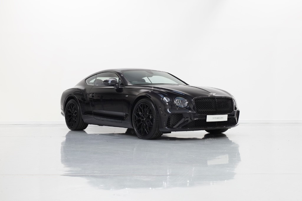 used Bentley Continental GT V8 in milton-keynes-buckinghamshire