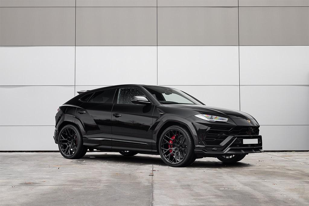 used Lamborghini Urus V8 in milton-keynes-buckinghamshire