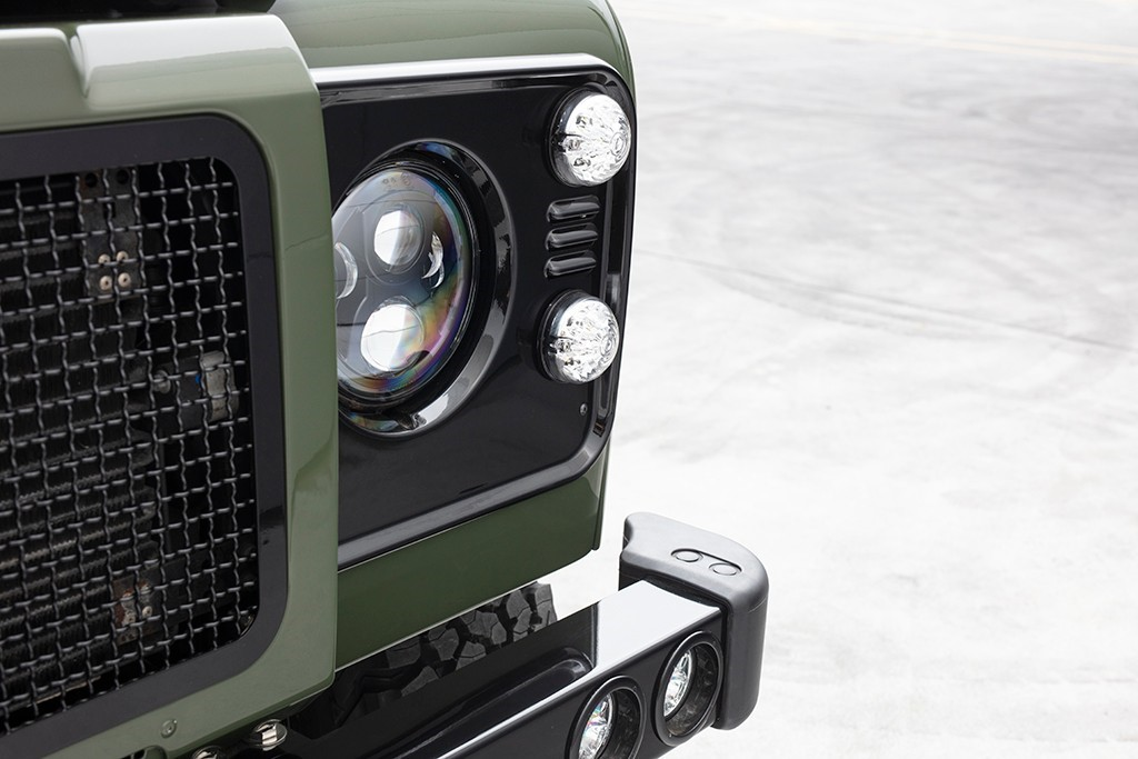 Used Envy Green Land Rover Defender for Sale | Buckinghamshire
