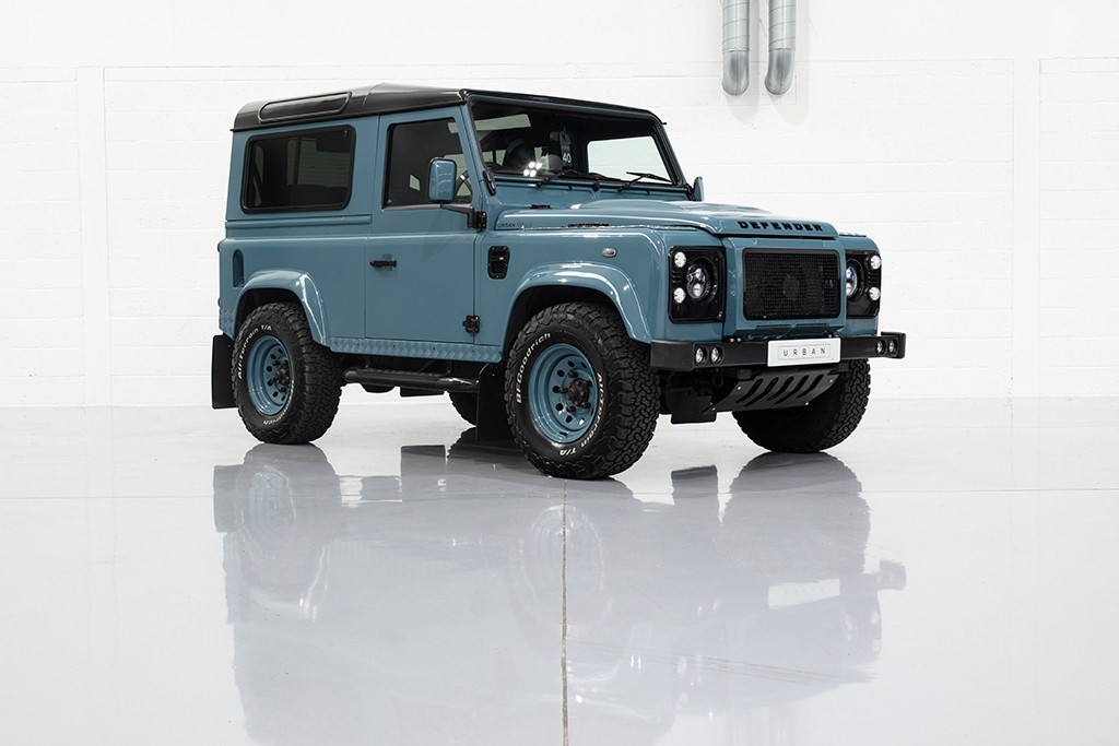 Land Rover Marin >> Used Marine Blue Land Rover Defender For Sale Buckinghamshire