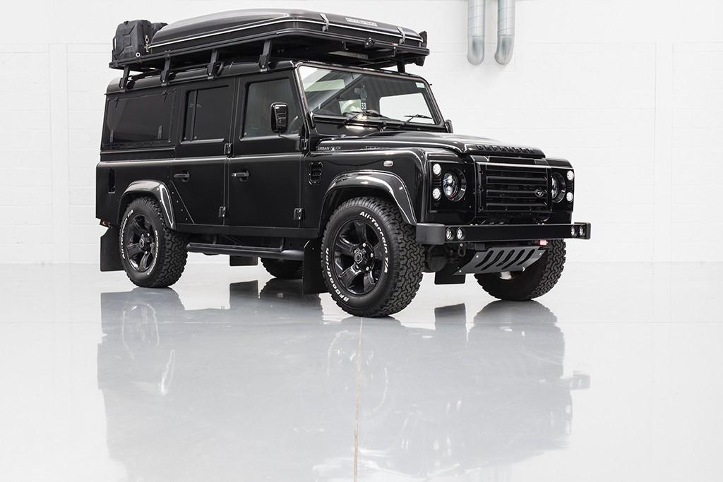 used Land Rover Defender TD XS UTILITY WAGON in milton-keynes-buckinghamshire