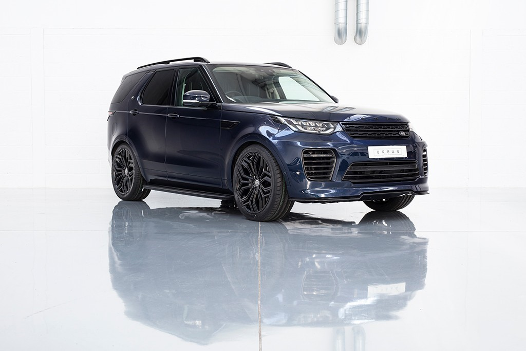used Land Rover Discovery SDV6 COMMERCIAL HSE in milton-keynes-buckinghamshire