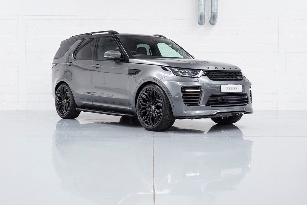 used Land Rover Discovery SD6 COMMERCIAL HSE in milton-keynes-buckinghamshire