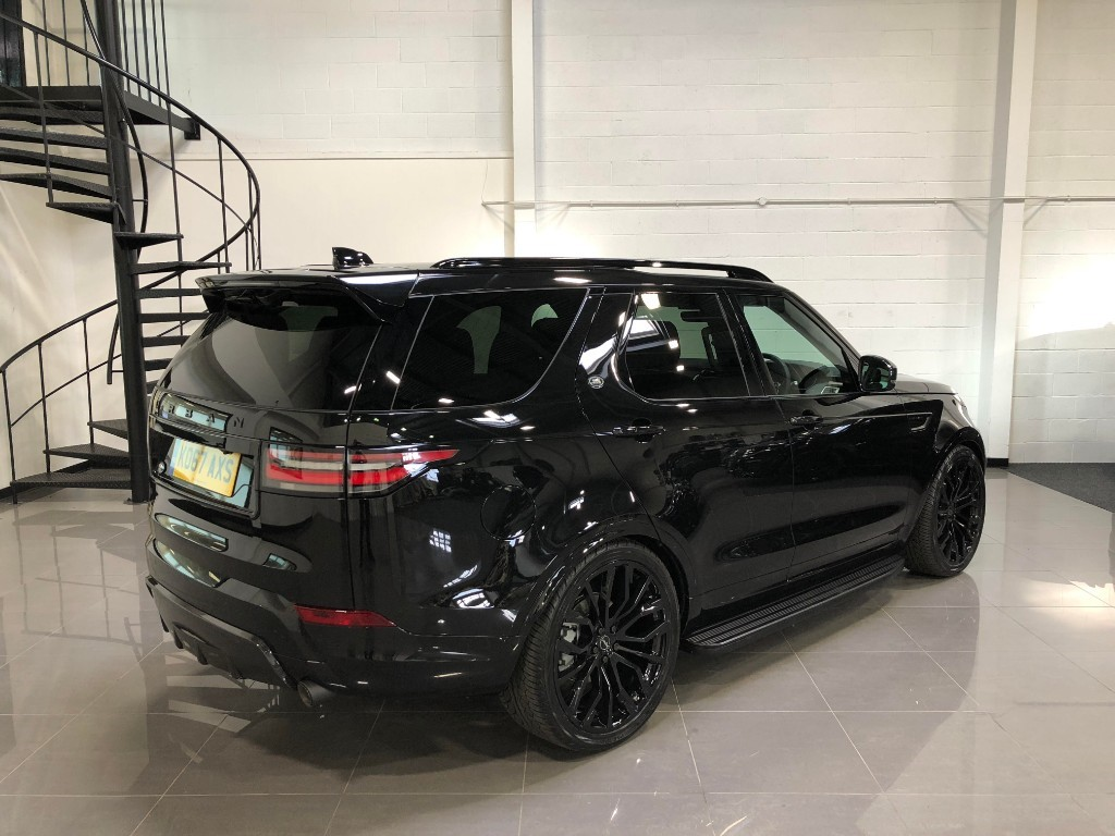 Used Santorini Black Land Rover Discovery For Sale
