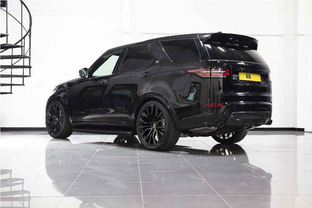 Used Santorini Black Land Rover Discovery For Sale Buckinghamshire