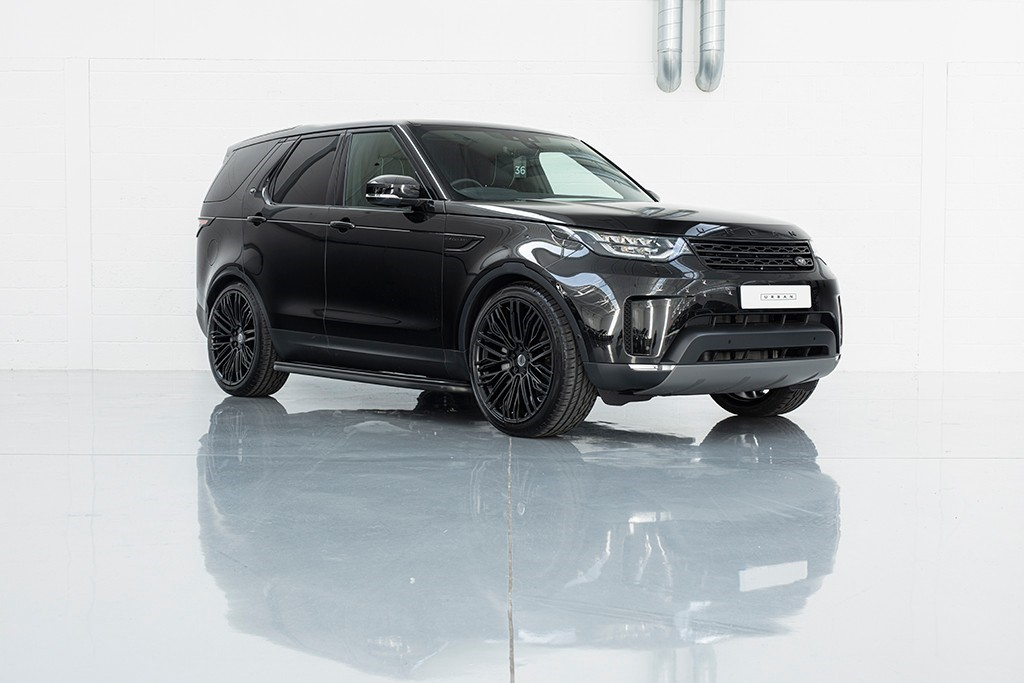 used Land Rover Discovery SDV6 HSE Commercial in milton-keynes-buckinghamshire