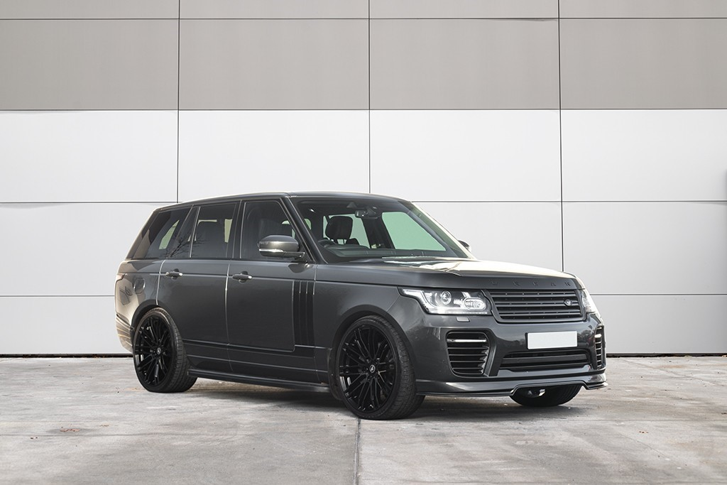 used Land Rover Range Rover SDV8 VOGUE in milton-keynes-buckinghamshire