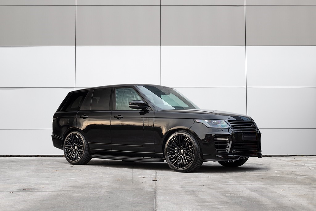 used Land Rover Range Rover Vogue SDV6 in milton-keynes-buckinghamshire