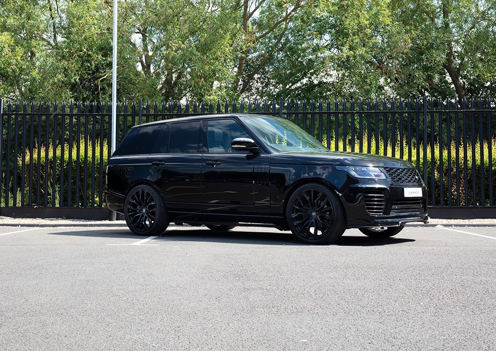 used Land Rover Range Rover TDV6 VOGUE in milton-keynes-buckinghamshire