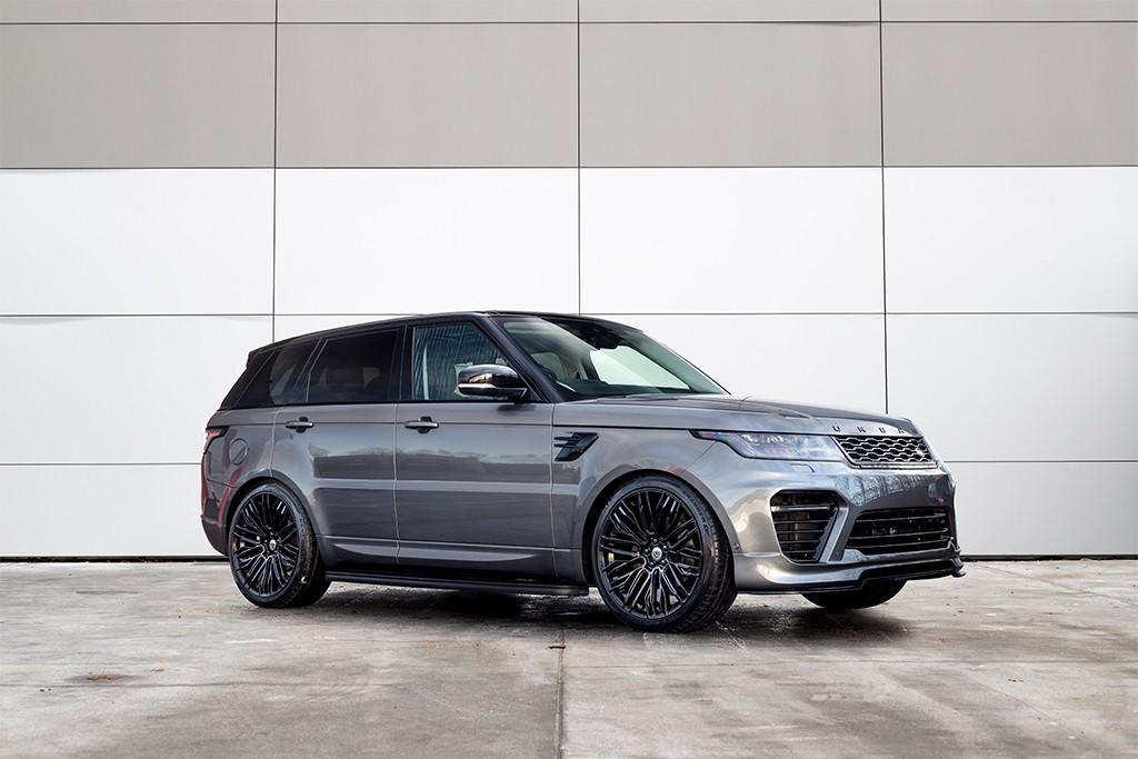 used Land Rover Range Rover Sport SDV6 AUTOBIOGRAPHY DYNAMIC in milton-keynes-buckinghamshire