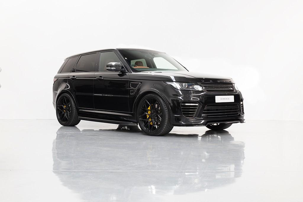 used Land Rover Range Rover Sport V8 SVR in milton-keynes-buckinghamshire