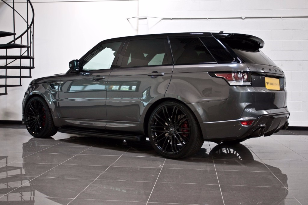 Range Rover Used For Sale >> Used Corris Grey Land Rover Range Rover Sport for Sale | Buckinghamshire