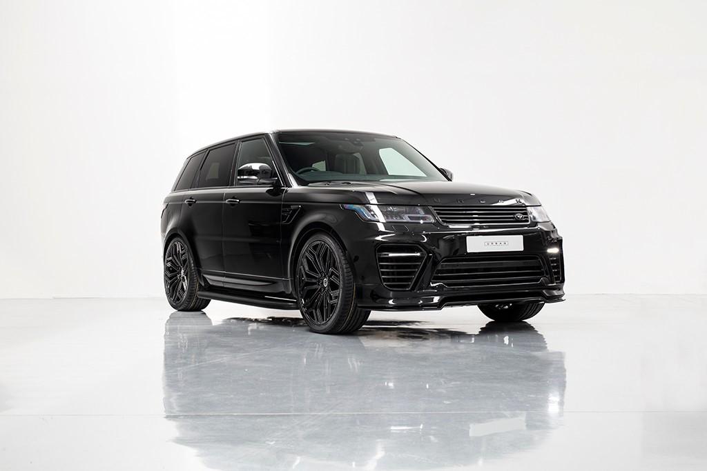 used Land Rover Range Rover Sport SDV6 HSE in milton-keynes-buckinghamshire