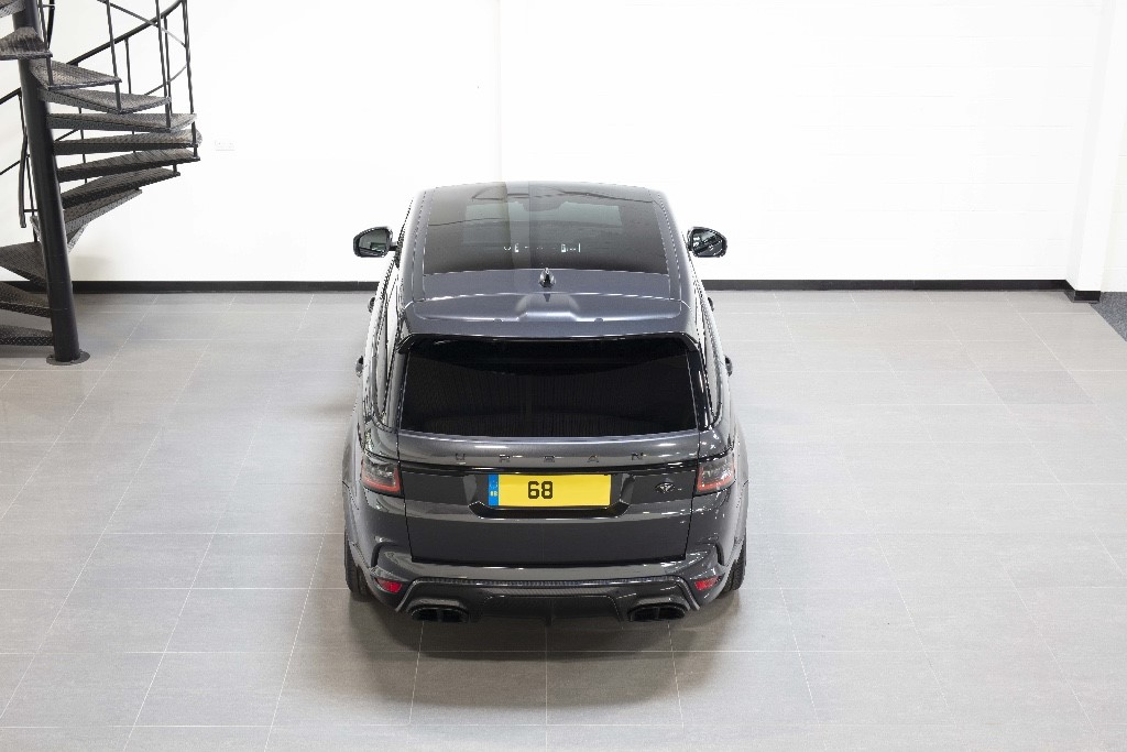 Used Carpathian Grey Land Rover Range Rover Sport For Sale