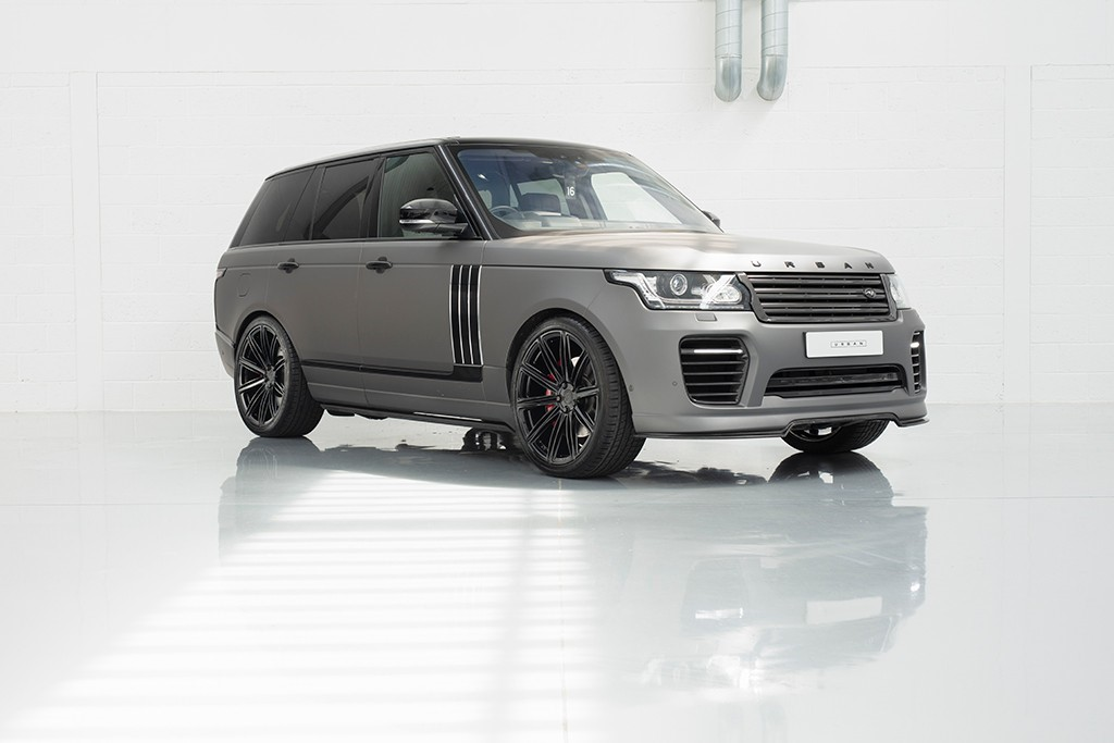 used Land Rover Range Rover V8 SVAUTOBIOGRAPHY DYNAMIC in milton-keynes-buckinghamshire