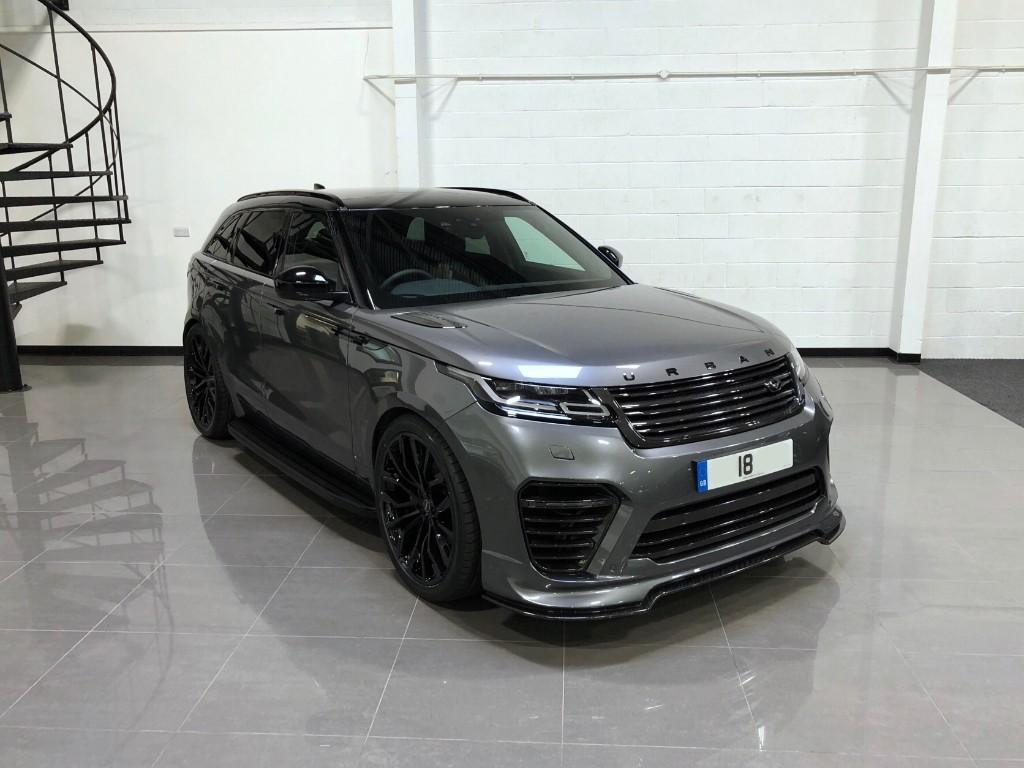Used Corris Grey Land Rover Range Rover Velar For Sale