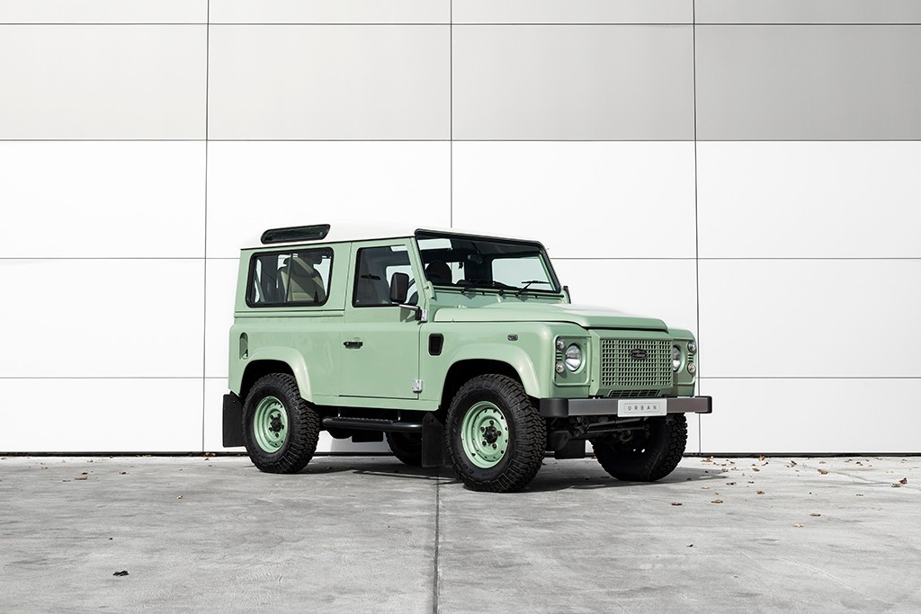 used Land Rover Defender TD HERITAGE STATION WAGON in milton-keynes-buckinghamshire