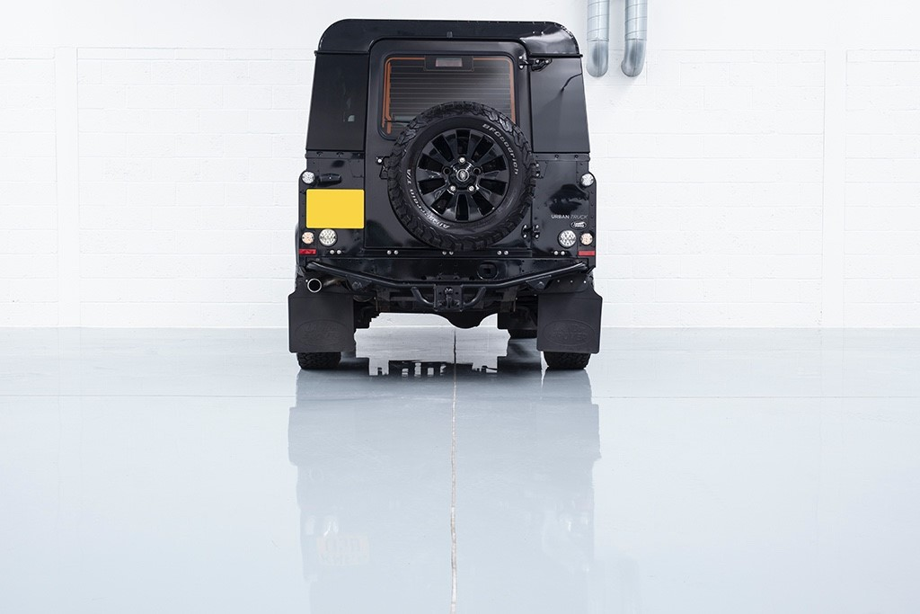 Used Santorini Black Land Rover For Sale Buckinghamshire
