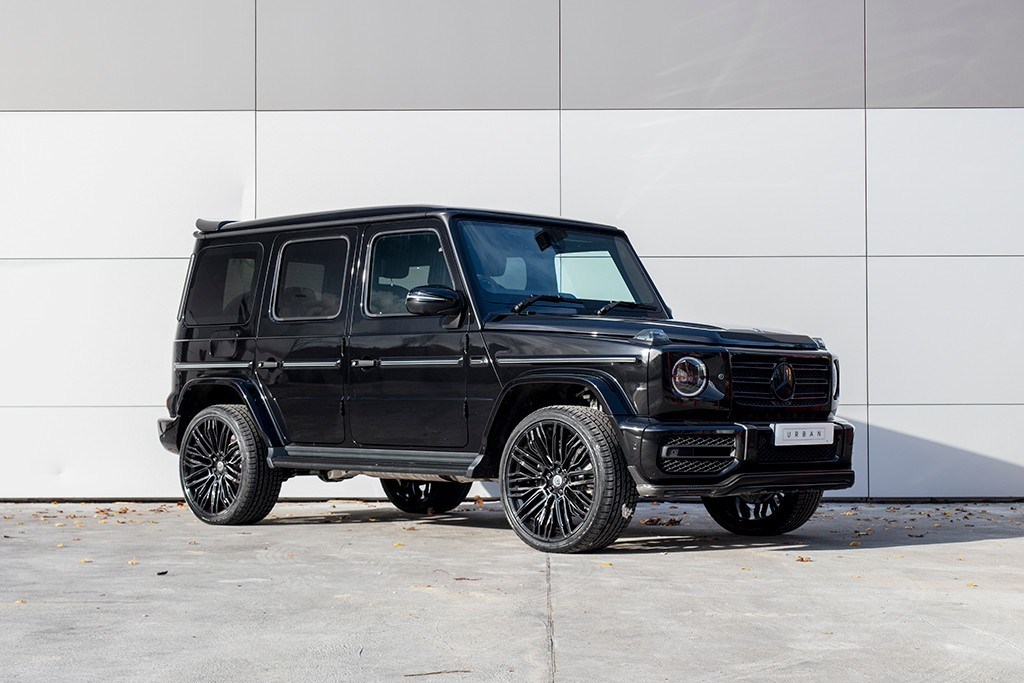 used Mercedes G350 4MATIC AMG LINE PREMIUM in milton-keynes-buckinghamshire