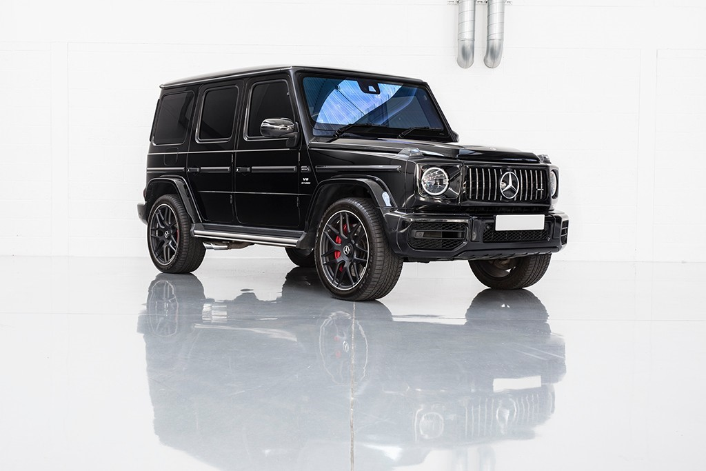 used Mercedes G63 AMG AMG G 63 4MATIC in milton-keynes-buckinghamshire