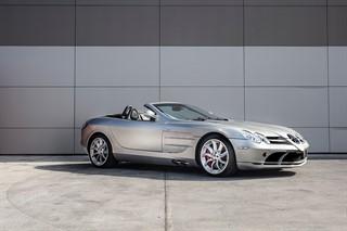 Mercedes SLR McLaren for sale
