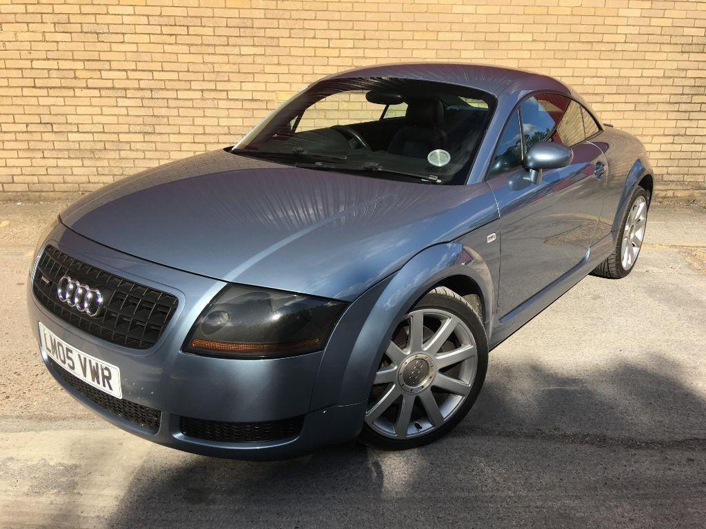 used Audi TT QUATTRO