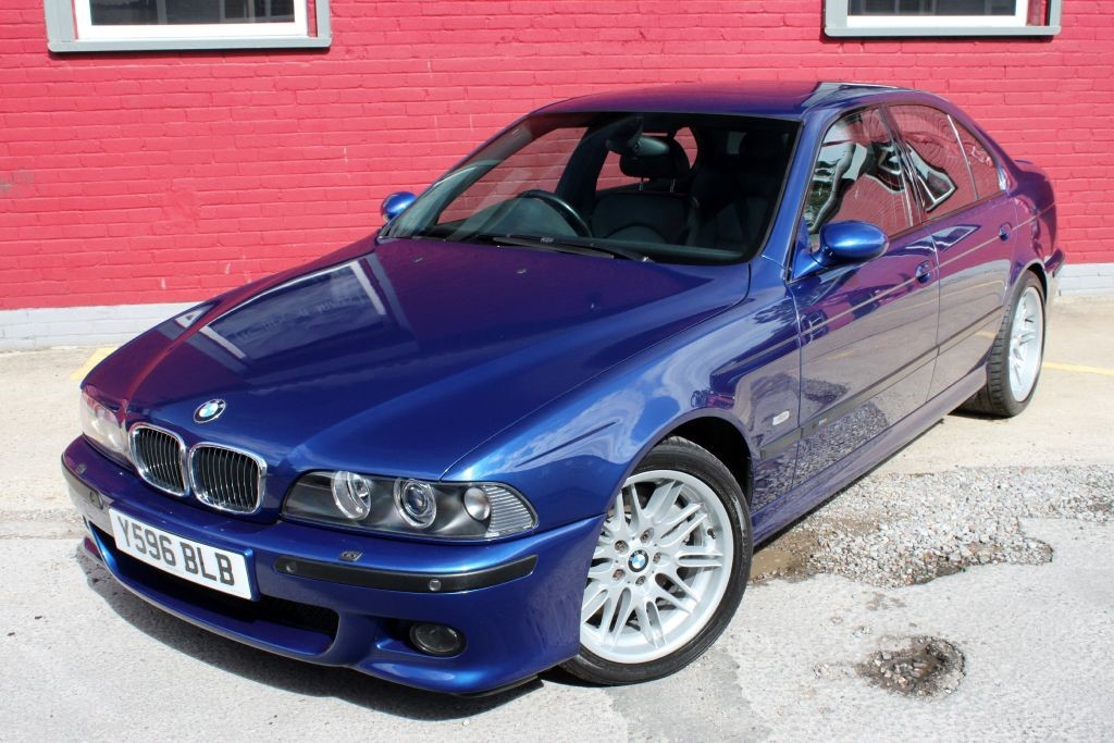used BMW M5 Manual M5 Very Clean example
