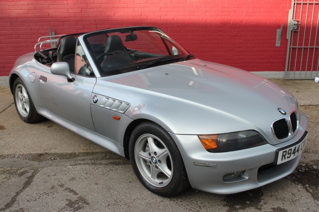 used BMW Z3 ROADSTER