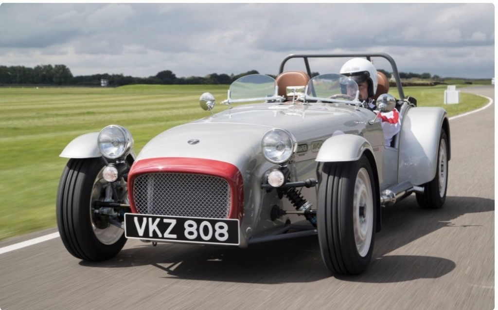 used Caterham Super Sprint Latest Super Sprint 60 Edition No 12, Delivery June