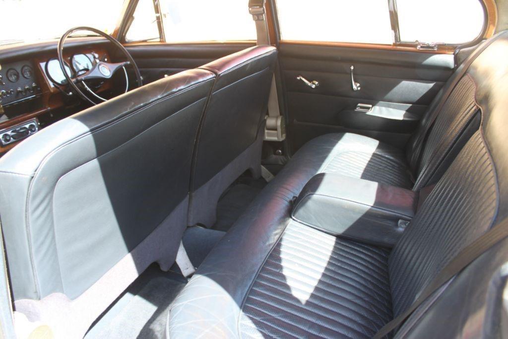 Used Grey Daimler V8 For Sale Essex