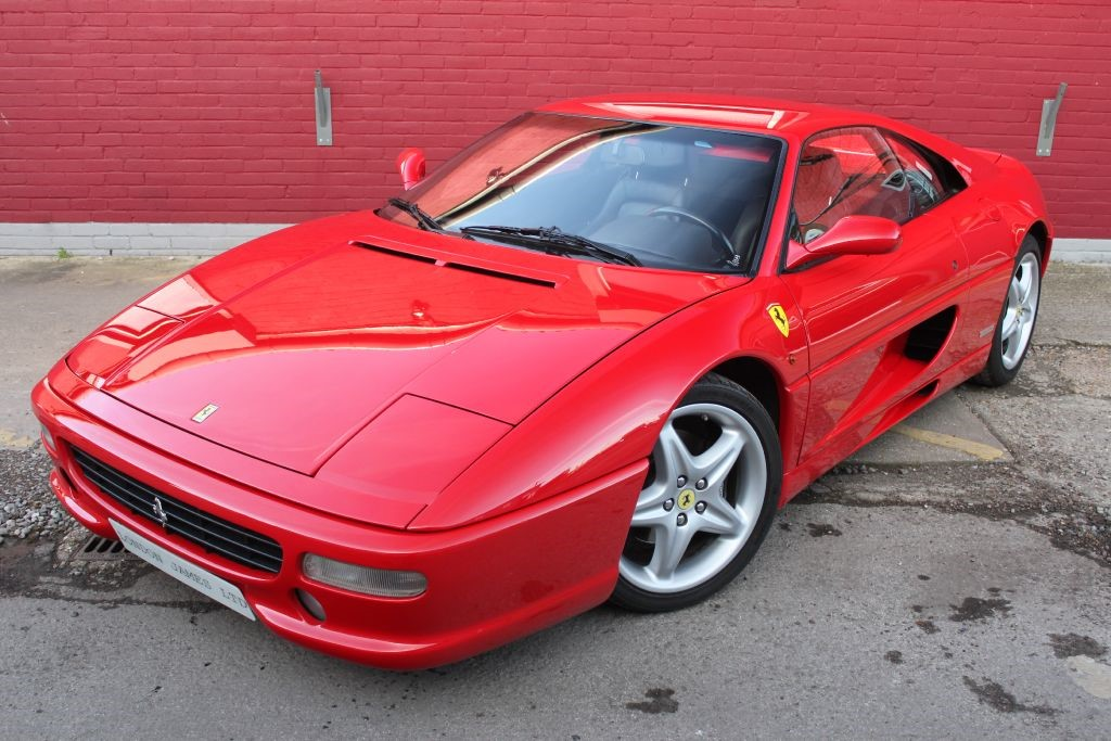 used Ferrari F355 355 Coupe, Manual,  competition to Lamborghini, classic Ferrari