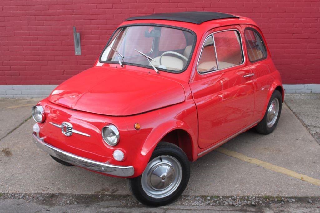 used Fiat 500 Original 500