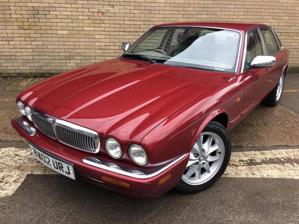 used Jaguar  XJ EXECUTIVE